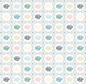 "American Crafts - I Do Collection - 12""x12"" (Embossed Accents) Double Sided Paper - Muscari"