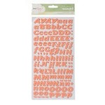 American Crafts - Dear Lizzy Neapolitan Thickers - Serendipity - Ballerina - Foam