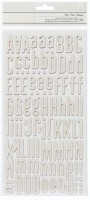 American Crafts Thickers - Doll Chipboard Stickers