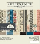"Authentique - Abroad Collection - 6""x6"" Paper Pad"