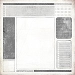 "Basic Grey Basics 12""x12"" Cardstock White - Bloc"