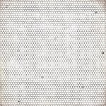 "Basic Grey Basics 12""x12"" Cardstock White - Sphere"