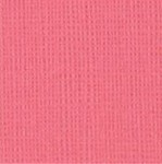 "Bazzill 12"" x 12"" Cardstock-(burlap)-Twinkle Pink"