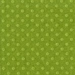 "Bazzill-12""x12"" Cardstock (dotted swiss)-Clover Leaf"