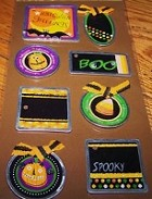 Best Creation - Metal Tag Stickers - Boo Tags