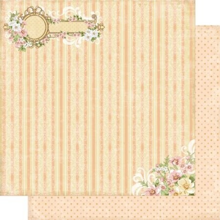 "Best Creation - A Little Dream Collection - 12"" x 12"" Glitter Cardstock - Culture"
