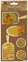 Best Creation - Metal Tag Stickers - Celebrate Harvest