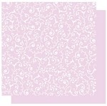 Best Creations-Patterned Glitter Cardstock-Lilac Swirl