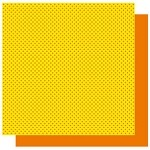Best Creations-Patterned Glitter Cardstock-Butter Dot