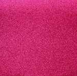 Best Creation Solid Glitter Cardstock - French Red
