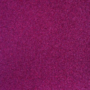Best Creation Solid Glitter Cardstock - Pink Punch