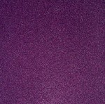 Best Creation Solid Glitter Cardstock - Plum