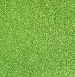 Best Creation Solid Glitter Cardstock - Kiwi Gem