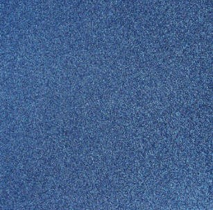Best Creation Solid Glitter Cardstock - Jean Blue