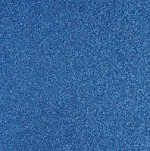 Best Creation Solid Glitter Cardstock - Sapphire