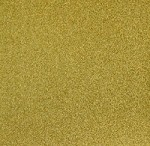 Best Creation Solid Glitter Cardstock - Sunshine Gem