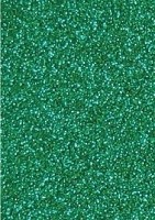 Best Creation Glitter Sticker Paper - Green