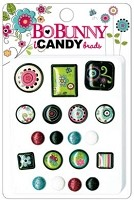 Bo Bunny - Petal Pushers Collection - iCandy Brads