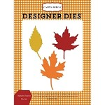 Carta Bella - Autumn Collection - Autumn Leaves Die Set