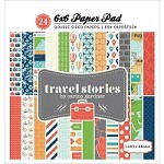 Carta Bella - Travel Stories Collection - 6x6 Paper Pad