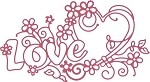 Cheery Lynn - Shape Die - Garden of Love