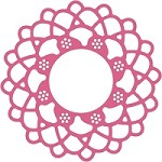 Cheery Lynn Designs - DIE - Felicity Tiny Doily