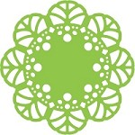 Cheery Lynn Designs - DIE - Ambergris Tiny Doily