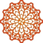 Cheery Lynn Designs - Doily Die - Canadian Keleidoscope