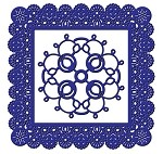 Cheery Lynn Designs - Frame Die - Dutch Scallop Frame