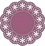 Cheery Lynn Designs - Die - Mandy Doily