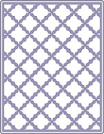 Cheery Lynn -Frame Die- French Lattice Small