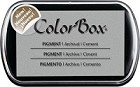 Colorbox Pigment Ink Pad - Cement