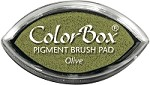 Colorbox Cat's Eye - Olive