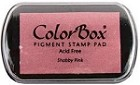 Colorbox Pigment Pad - Shabby Pink