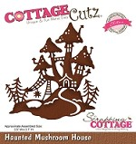 Cottage Cutz - Die - Haunted Mushroom House (Elites)