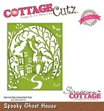 Cottage Cutz - Die - Spooky Ghost House (Elites)