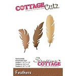 Cottage Cutz - Die - Feathers
