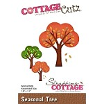 Cottage Cutz - Die - Seasonal Tree