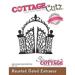 Cottage Cutz - Die - Haunted Gate Entrance
