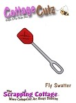 Cottage Cutz-Mini Dies-Mini Fly Swatter