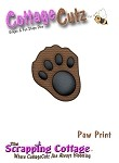 Cottage Cutz-Mini Dies-Mini Bear Paw
