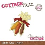 Cottage Cutz-4x4 Dies-Indian Corn