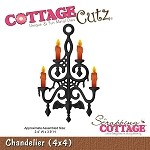 Cottage Cutz-4x4 Dies-Chandelier