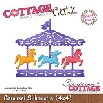 Cottage Cutz-Carousel Silhouette