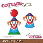 Cottage Cutz-Clown Game