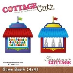 Cottage Cutz-Game Booth