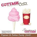 Cottage Cutz-Popcorn & Cotton Candy