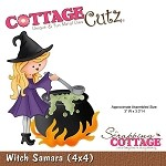 Cottage Cutz-Die-Witch Samara