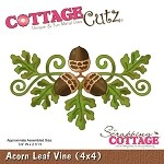 Cottage Cutz-Die-Acorn Leaf