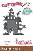 Cottage Cutz - Petites Die - Haunted House